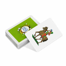Napolitian playing cards
